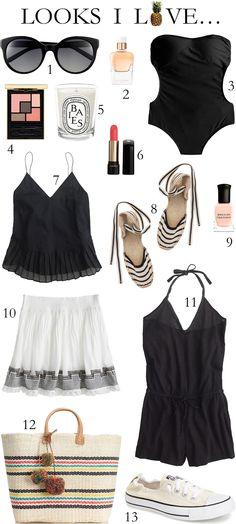 8c6314f394f black and white summer resort styles