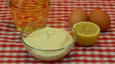 Cómo hacer salsa mayonesa casera / receta fácil