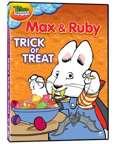 Max & Ruby - Trick or Treat