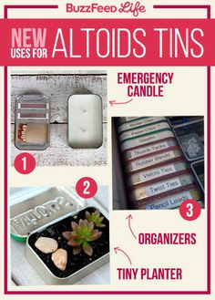 What to do when you run out of mints: