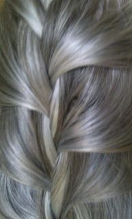#gray hair gorgeous!    someone pinned one of my pics!  and said ^ that! wow!!