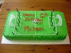 Soccer-Party-Cake-and-Kids-Party-Supplies.jpg (500×375)