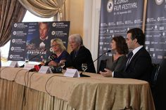 Richard Gere & Susan Sarandon Press Conference