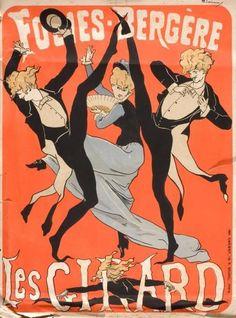 Folies Bergere, dance, music, theatre, performers, cabaret, Josephine Baker, Paris,
