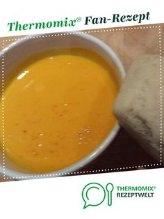 Kürbiscremesuppe für jeden Skeptiker Pumpkin cream soup for every skeptic from Danimant. A Thermomix ® recipe from the Soups category www.de, the Thermomix® Community. Healthy Smoothies, Healthy Drinks, Smoothie Recipes, Cream Of Pumpkin Soup, Cream Soup, Casserole Recipes, Crockpot Recipes, Soup Recipes, Coffee Recipes