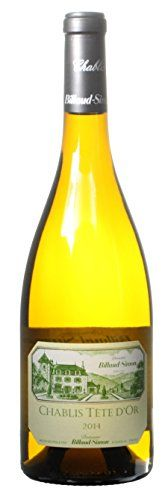 2014 Domaine BillaudSimon Cuvee Tete dOr Chablis 750 mL * Check out the image by visiting the link.