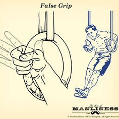 Get your grip on.