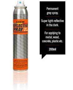 Albedo100 Light Metallic Reflective Spray