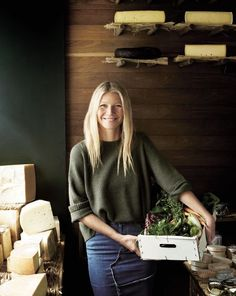 "A sample of recipes from Gwyneth Paltrow's new cookbook ""It's All Easy"""