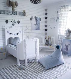 Maritimer Look für das Kinderzimmer