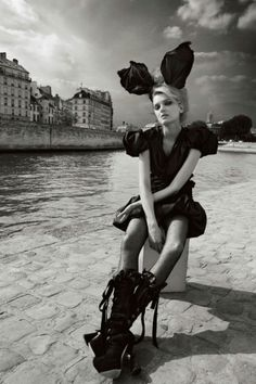 Marc Jacobs's Louis Vuitton in Vogue