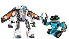 Stroje budúcnosti Lego Creator, The Creator, Nerf