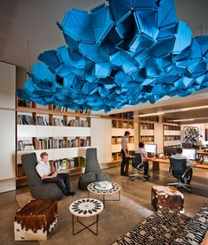 Oxigen workplace by WOODS BAGOT with collaborative partners Oxigen & Spud, declared Best of State (SA) Commercial Interior Design at recent Australian Interior Design Awards