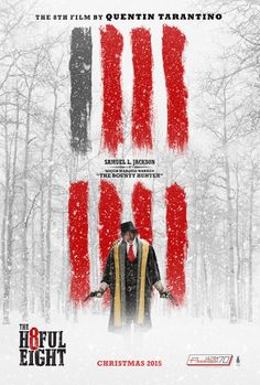 'The Hateful Eight' conoce Pósteres de los personajes – Cinéfilos | Cinefanático #CINE