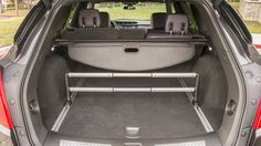 2017 Cadillac XT5 cargo room