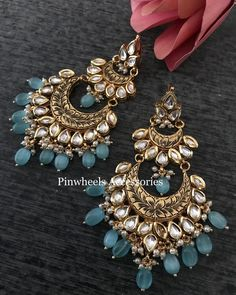 / - was ist App auf 9167119397 zu bestellen - Jewelry holder - indian Jewelry - Jewelry bisuteria - Jewelry branding - stone Jewelry - bridal Jewelry - Jewelry set - beautiful Jewelry - tiffany Jewelry - Jewelry editorial - wire Jewelry - Jewelry i Indian Jewelry Earrings, Indian Jewelry Sets, Jewelry Design Earrings, Gold Earrings Designs, Indian Wedding Jewelry, Ear Jewelry, Fine Jewelry, Crystal Earrings, Bridal Jewelry