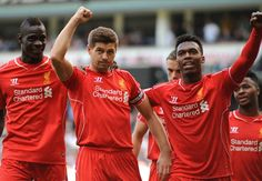 Sturridge: Gerrard will be Liverpool manager