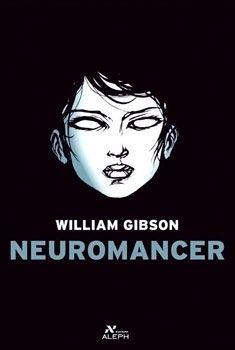 Capa da edição brasileira de Neuromancer, publicado pela editora Aleph. #Livro #FiccaoCientifica #Cyberpunk #DeliDaPersy