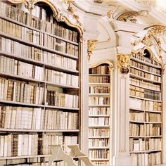 ~| Extravagant home library |~this looks like beasts library from beauty and the beast