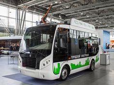 КамАЗ завершил испытания электробуса и передал его «Мострансавто»