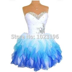 2017 Real Photos Sweetheart Cute Pretty Ruffles Tulle Mini Short Prom Dresses Junior Birthday Party Dress Homecoming Dresses