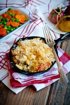 Lobster Mac and Cheese - love, love, love
