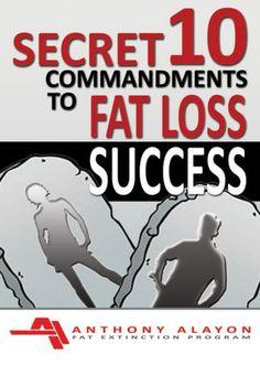 10 Fat loss Secrets