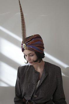 turban love by Attic-San Francisco INVITADAS DE INVIERNO