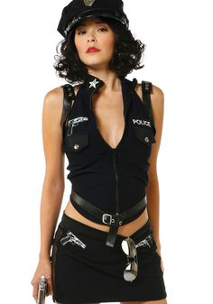Astonishing Authority - Sexy Cop Costume by Forplay Sexy Cop Costume, Sexy Halloween Costumes, Bedroom Costumes, Sexy Costumes For Women, The Ordinary, Amazing Women, Fashion Brands, Sexy Women, Fashion Design