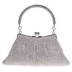 Fawziya® Kisslock Handbags For Girls Purse Evening Clutch With Handle-Silver Fawziya http://www.amazon.com/dp/B019F0URHQ/ref=cm_sw_r_pi_dp_5xt.wb15F2F91