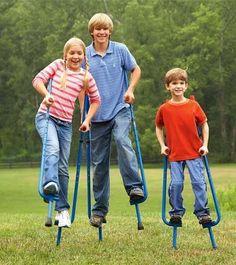 Super Fun Adjustable Stilts