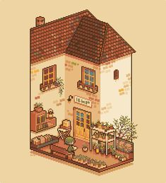 Isometric Art, Isometric Design, Faire Du Pixel Art, Pixel Art Background, Pixel Drawing, 8bit Art, Pixel Animation, Anime Pixel Art, Pixel Art Games