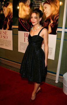"""Piper Perabo Photos: World Premiere Of """"Because I Said So"""" - Arrivals"""