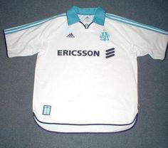 0692fed794a Marseille home 1999 Marseille Football