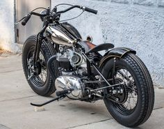 Triumph bobber   Bobber Inspiration   Bobbers & Custom Motorcycles