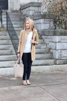 Comfy Winter Style, Neutral Colors