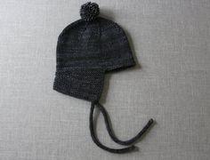 KNITTING PATTERN PDF File Toddler Knit Hat by hilaryfrazier