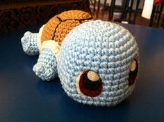Baby Squirte #free #crochet #pattern