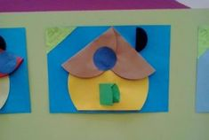 14 Best House Craft Idea For Kids Images