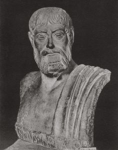 So-called Julian the Apostate. Marble. Rome, Capitoline Museums, Palazzo Nuovo, Hall of the Philosophers