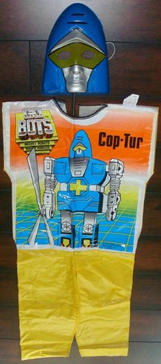 Ben Cooper Halloween costumes once ruled the world, despite the fact that they were hideous, cheap pieces of garbage.