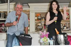 Anthony and Nigella Anthony Bordain, Anthony Michael, Chet Baker, Nigella Lawson, Forever Grateful, My Heart Is Breaking, Celebrities, Kitchen Confidential, Celebrity Chef