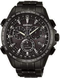 Seiko Astron Watch GPS Titanium Chronograph