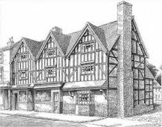 Image result for 16th century houses