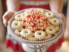Spritz Cookies from CookingChannelTV.com