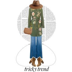 Tricky Trend: Dress and Pants by shica-du on Polyvore featuring Oasis, Madewell, MICHAEL Michael Kors, Reiss, women's clothing, women's fashion, women, female, woman and misses