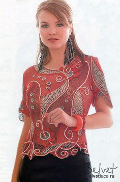 Farb-und Stilberatung mit www.farben-reich.com - Design crochet lace by Victoria Belvet