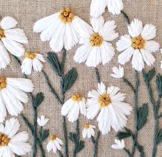 Exceptional photo - look at our post for much more concepts! French Knot Embroidery, Floral Embroidery Patterns, Embroidery Stitches Tutorial, Embroidery On Clothes, Embroidery Flowers Pattern, Crewel Embroidery, Embroidery Techniques, Embroidery Kits, Embroidered Flowers