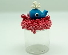 Yenji Clay Craft's Basic Creative Course student project.