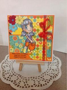 Angel Scrapbook Goodies Some Odd Girl Stamps